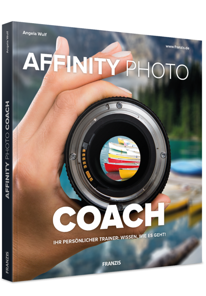 AFFINITY PHOTO COACH Buch