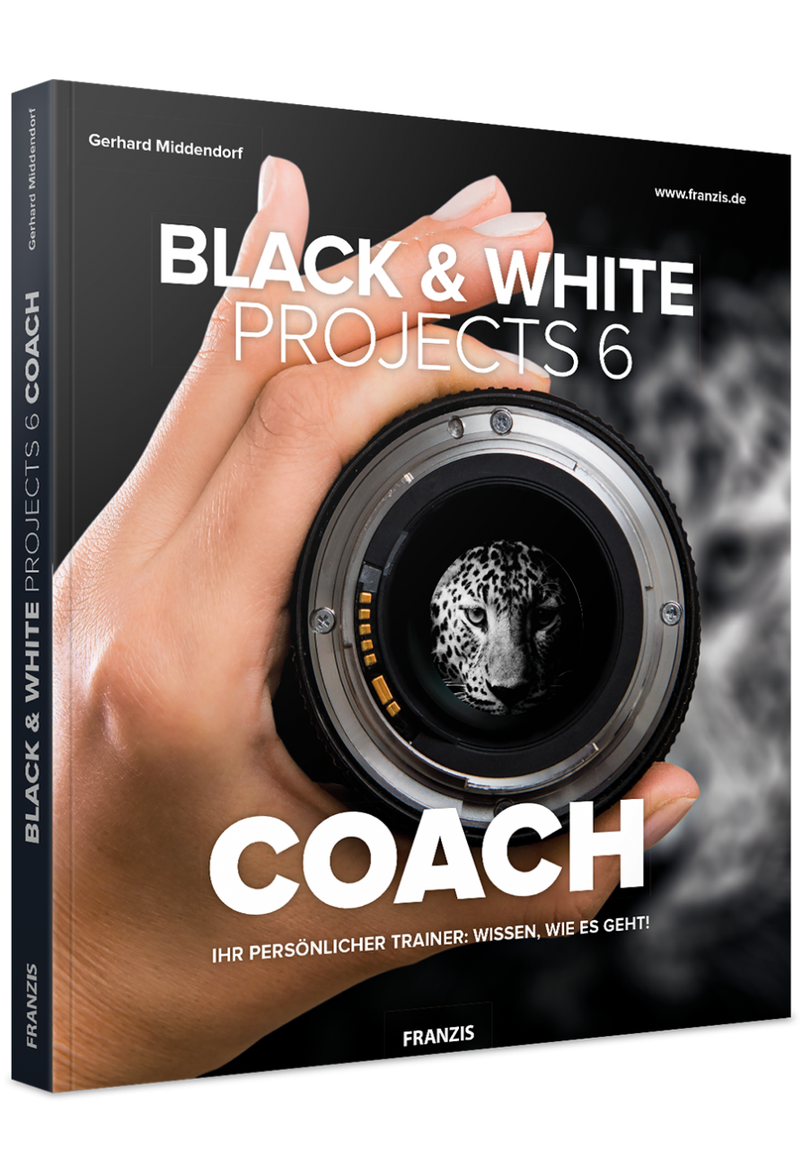 BLACK&WHITE PROJECTS COACH Buch